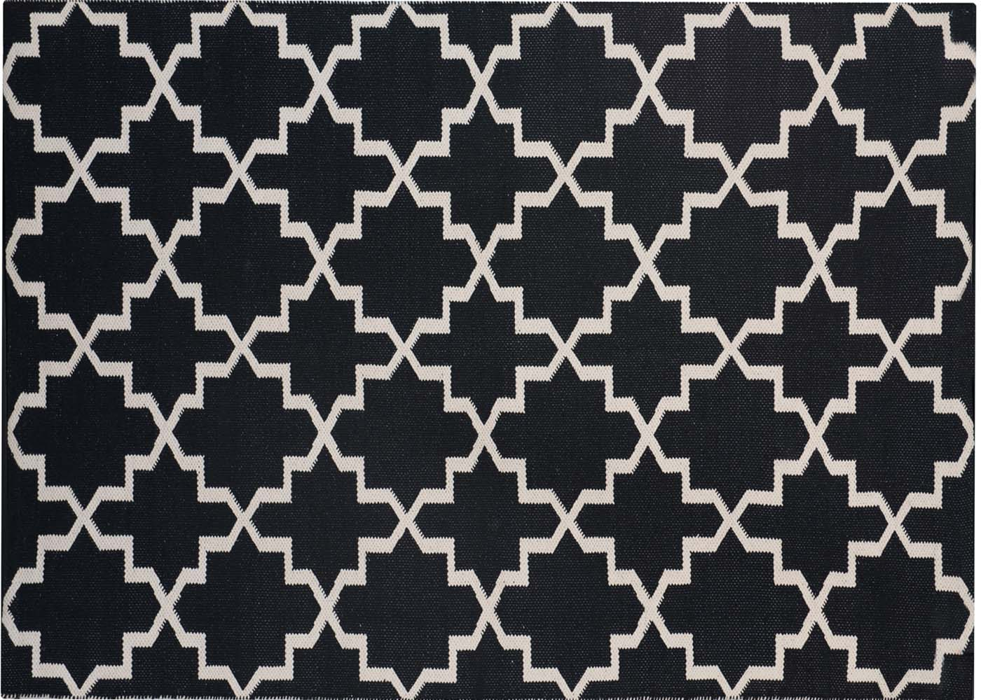 tapis effet kilim marocain chez ksl living. Black Bedroom Furniture Sets. Home Design Ideas