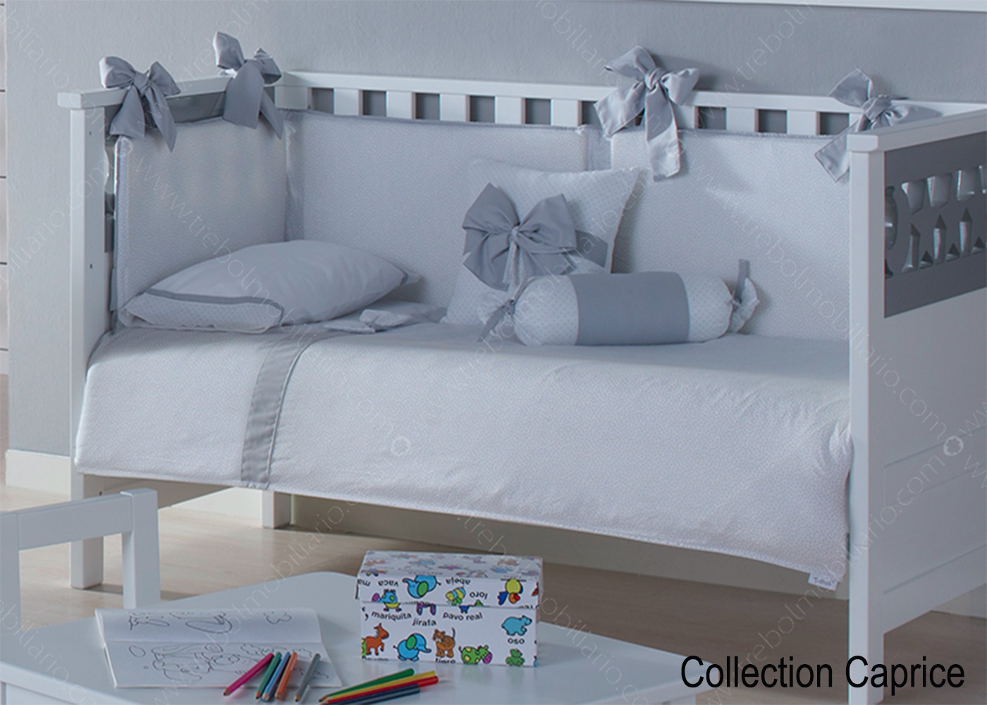 linge de lit de qualit pour b b et enfant chez ksl living. Black Bedroom Furniture Sets. Home Design Ideas