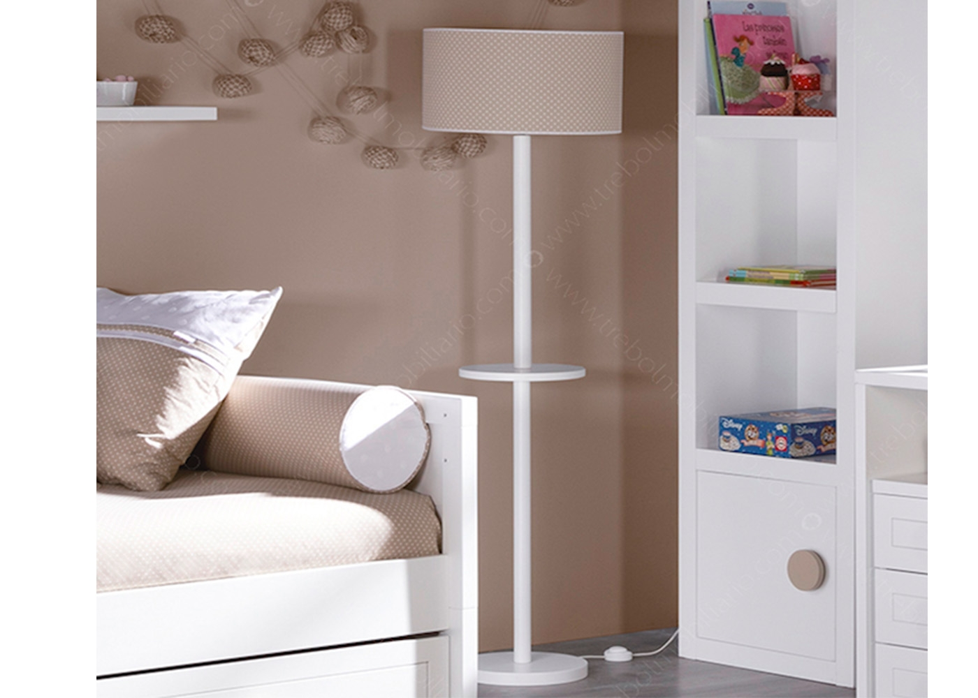 chambre enfant design haut de gamme fille gar on. Black Bedroom Furniture Sets. Home Design Ideas