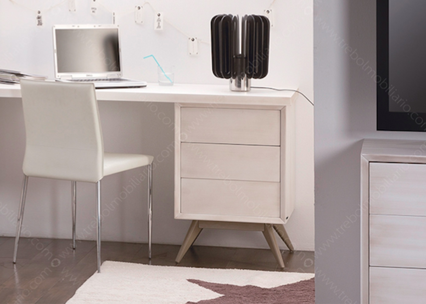 chambre jeune adulte au design scandinave haute qualit chez ksl living. Black Bedroom Furniture Sets. Home Design Ideas