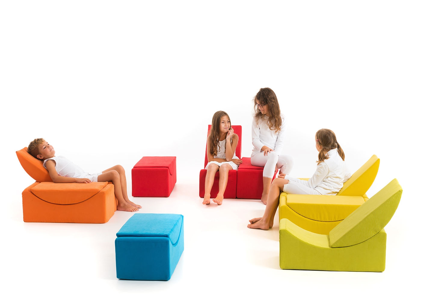 fauteuil en mousse original et ludique pour enfants chez ksl living. Black Bedroom Furniture Sets. Home Design Ideas