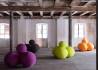 ASSISE ORIGINALE 3 PLACES COMPOSEE DE BALLES CONFORTABLES - 32 COULEURS - BALL MODULAR PAR LINA FURNITURE