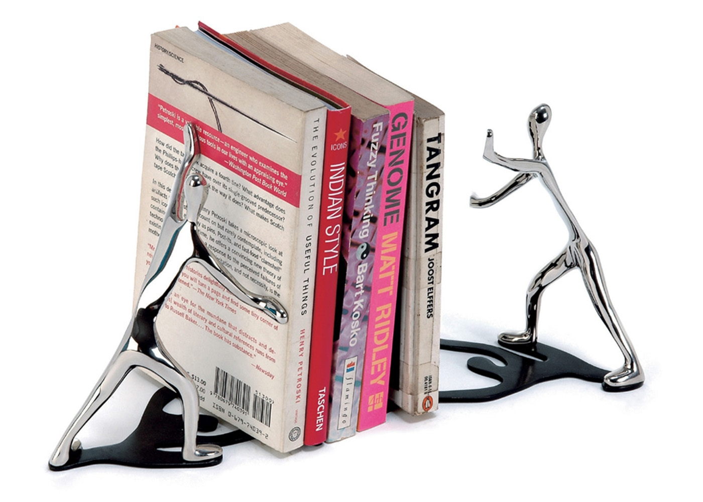serre livres d coratif en laiton chrom id par mukul goyal. Black Bedroom Furniture Sets. Home Design Ideas
