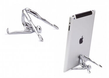 SUPPORT POUR TABLETTE - PORTE TABLETTE YOGA PAR MUKUL GOYAL