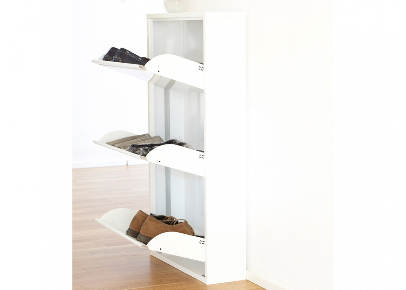 meuble de rangement chaussures design chez ksl living. Black Bedroom Furniture Sets. Home Design Ideas