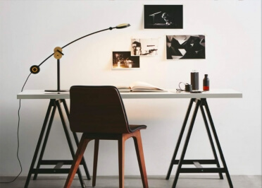 LAMPE DE BUREAU LED AU DESIGN D'EXCEPTION PLANET DESK PAR NEXEL