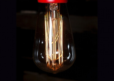 AMPOULE DECORATIVE EDISON KARBON