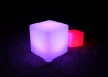 LAMPE D'AMBIANCE CUBE LUMINEUX ECLAIRAGE NOMADE 3 TAILLES - KUBE PAR LINK