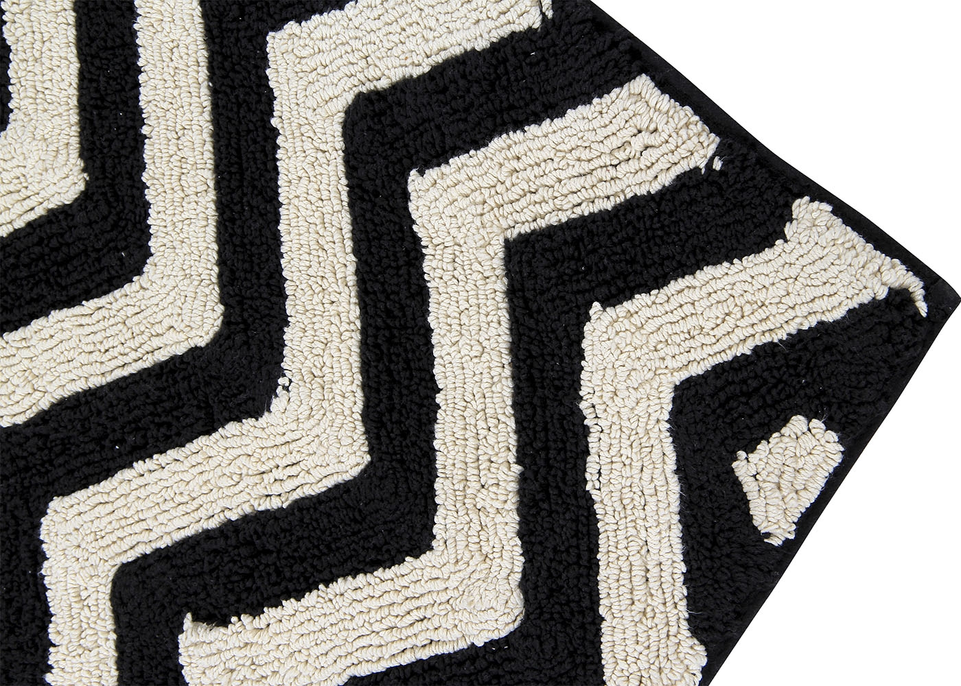 tapis graphique zig zag pour une d co tendance sign lorena canals. Black Bedroom Furniture Sets. Home Design Ideas
