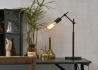 LAMPE A POSER - LAMPE DE BUREAU ORIENTABLE METAL NOIR OU BLANC - SHEFFIELD ITS ABOUT ROMI