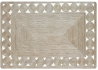 TAPIS BEIGE EN JUTE 100% NATUREL 60X90 OU 160X230 BEGONIA - THE RUG REPUBLIC The Rug Republic
