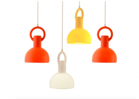 SUSPENSION RING LAMP