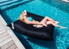 POUF FLOTTANT GEANT SWIMMING BAG PAR JUMBO BAG Fabrication : Allemagne / Design : France