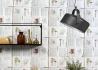 SUSPENSION DESIGN FACON PROJECTEUR EN METAL NOIR - BOMBAY PAR ITS ABOUT ROMI It's About Romi