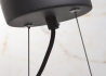 SUSPENSION RAMPE DESIGN L 120 EN METAL NOIR OU BLANC 6 SPOTS ORIENTABLES - BIARRITZ PAR ITS ABOUT ROMI