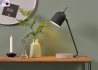 LAMPE DE BUREAU DESIGN EN METAL NOIR OU BLANC BASE BETON MADRID ITS ABOUT ROMI It's About Romi