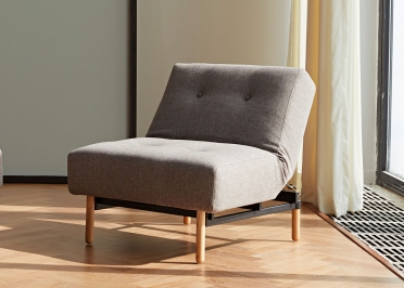 FAUTEUIL DESIGN 3 POSITIONS DROIT RELAX OU BANC AMPLE - INNOVATION LIVING