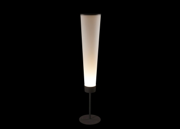 LAMPADAIRE DE JARDIN H160 OU 180 ECLAIRAGE BLANC OU MULTICOLORE - SHINING SPOTLIGHT - 8 SEASONS DESIGN
