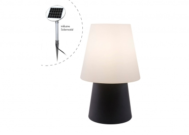 LAMPE D'AMBIANCE GALET LUMINEUX - 8 SEASONS DESIGN
