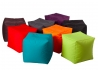 POUF DESIGN CUBE PAR JUMBO BAG Fabrication : Allemagne / Design : France