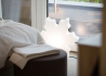 LAMPE D'AMBIANCE FLOCON LUMINEUX - 8 SEASONS DESIGN