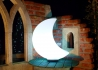 LAMPE D'AMBIANCE LUNE LUMINEUSE - 8 SEASONS DESIGN ALLEMAGNE