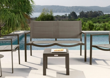 TABLE BASSE DE JARDIN OU D'INTERIEUR TOUCH PAR TALENTI