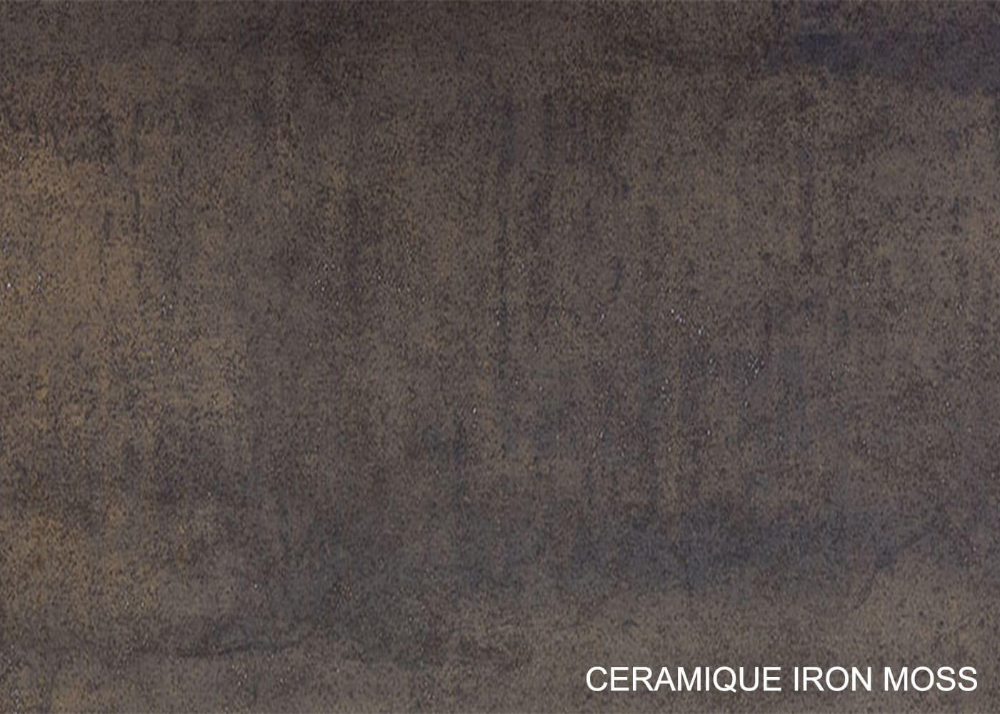 CERAMIQUE IRON MOSS