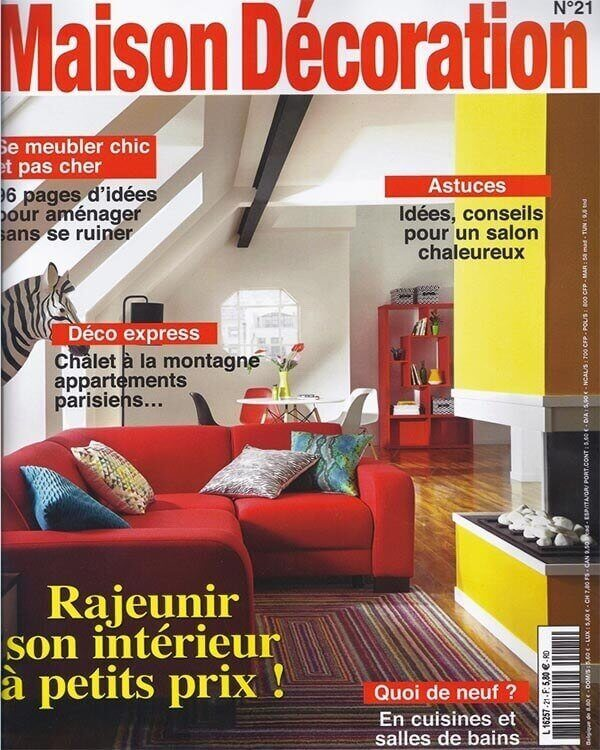 Maison dcoration magazine maison u0026 decoration Magazine deco maison